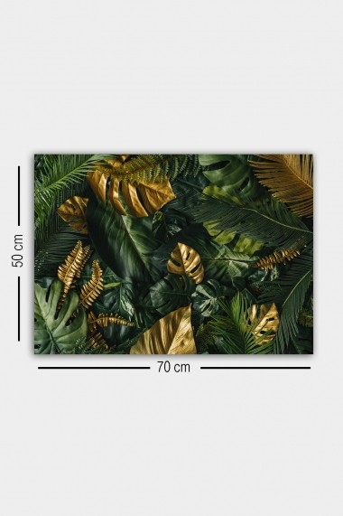Tablou decorativ din panza Bract 529TCR1762 multicolor