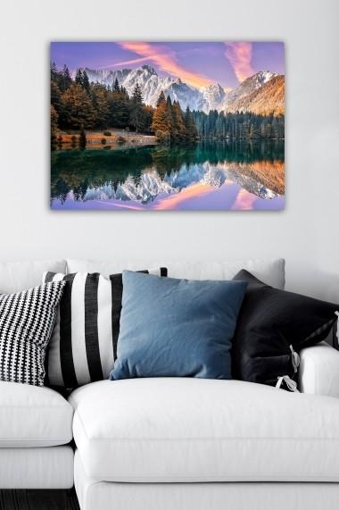 Tablou decorativ din panza Bract 529TCR1764 multicolor