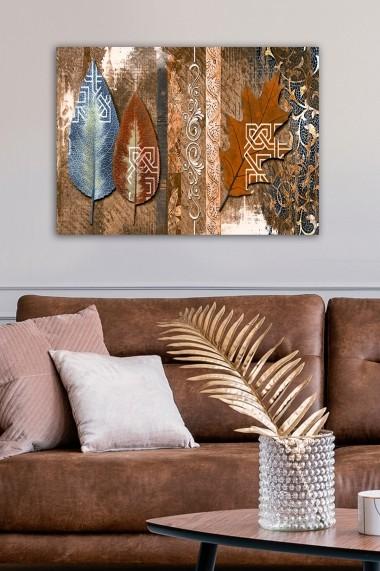 Tablou decorativ din panza Bract 529TCR1766 multicolor