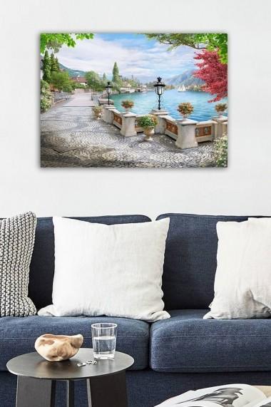 Tablou decorativ din panza Bract 529TCR1770 multicolor
