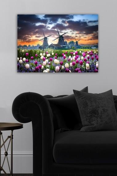 Tablou decorativ din panza Bract 529TCR1772 multicolor