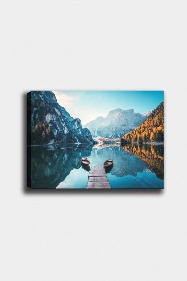 Tablou decorativ din panza Bract 529TCR1783 multicolor