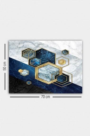 Tablou decorativ din panza Bract 529TCR1794 multicolor