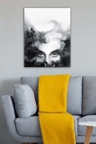 Tablou decorativ din panza Bract 529TCR1797 multicolor