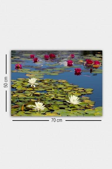 Tablou decorativ din panza Bract 529TCR1803 multicolor
