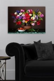Tablou decorativ din panza Bract 529TCR1812 multicolor