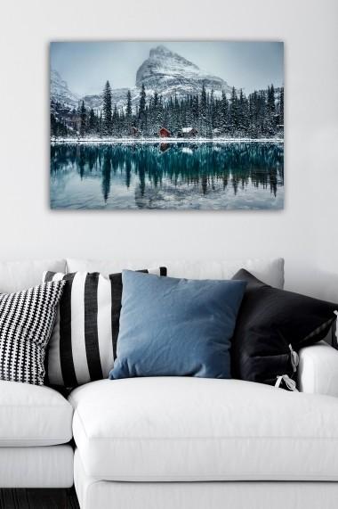 Tablou decorativ din panza Bract 529TCR1820 multicolor