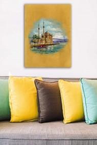 Tablou decorativ din panza Bract 529TCR1821 multicolor