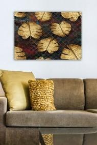 Tablou decorativ din panza Bract 529TCR1829 multicolor