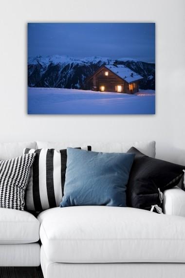 Tablou decorativ din panza Bract 529TCR1830 multicolor