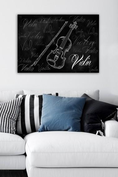 Tablou decorativ din panza Bract 529TCR1832 multicolor