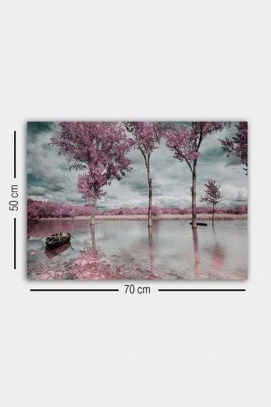 Tablou decorativ din panza Bract 529TCR1845 multicolor