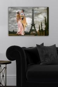 Tablou decorativ din panza Bract 529TCR1853 multicolor