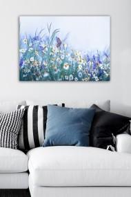 Tablou decorativ din panza Bract 529TCR1869 multicolor