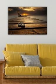 Tablou decorativ din panza Bract 529TCR1878 multicolor