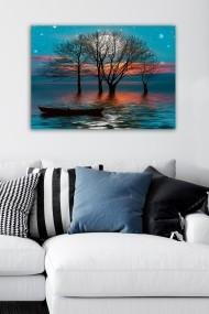 Tablou decorativ din panza Bract 529TCR1881 multicolor