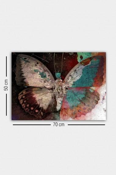 Tablou decorativ din panza Bract 529TCR1885 multicolor