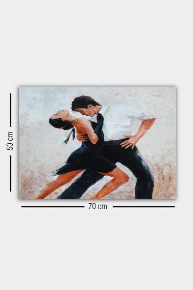 Tablou decorativ din panza Bract 529TCR1891 multicolor