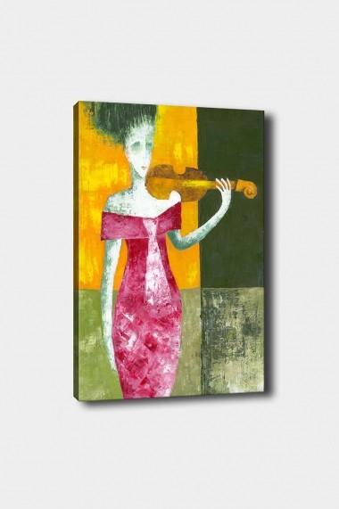 Tablou decorativ din panza Bract 529TCR1895 multicolor