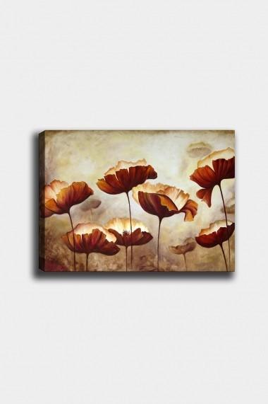 Tablou decorativ din panza Bract 529TCR1928 multicolor