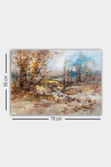 Tablou decorativ din panza Bract 529TCR1940 multicolor