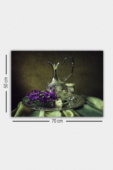Tablou decorativ din panza Bract 529TCR1948 multicolor