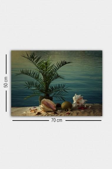 Tablou decorativ din panza Bract 529TCR1960 multicolor