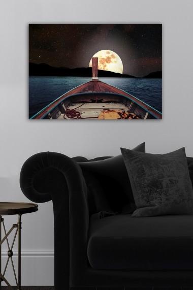 Tablou decorativ din panza Bract 529TCR1976 multicolor