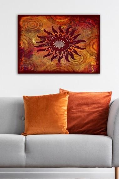 Tablou decorativ din panza Bract 529TCR1980 multicolor
