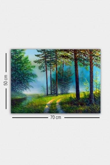 Tablou decorativ din panza Bract 529TCR1997 multicolor