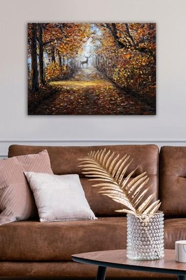 Tablou decorativ din panza Bract 529TCR2101 multicolor