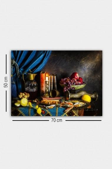 Tablou decorativ din panza Bract 529TCR2102 multicolor