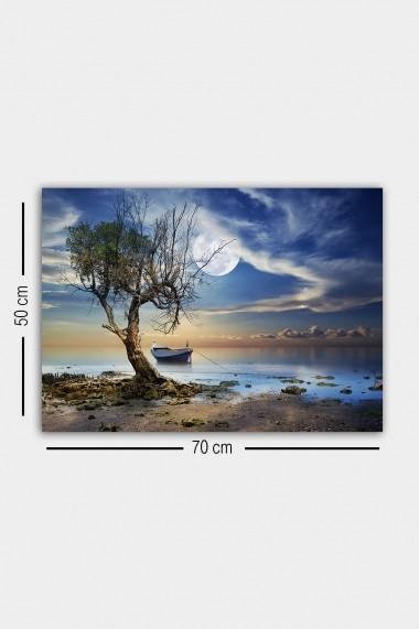 Tablou decorativ din panza Bract 529TCR2104 multicolor
