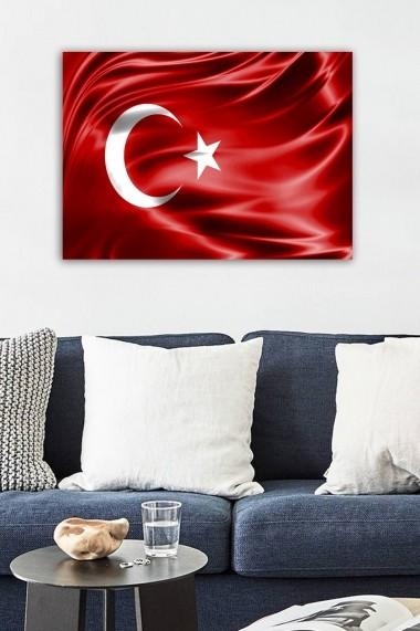 Tablou decorativ din panza Bract 529TCR2108 multicolor