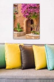 Tablou decorativ din panza Bract 529TCR2110 multicolor
