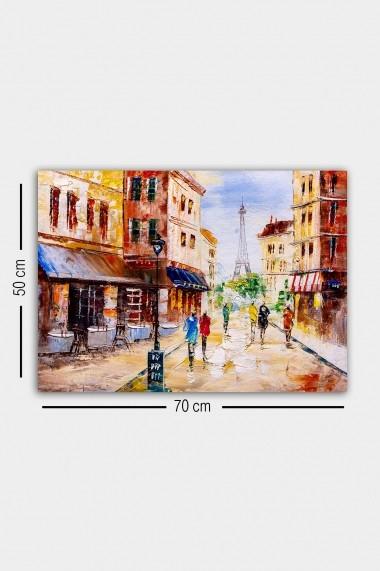 Tablou decorativ din panza Bract 529TCR2121 multicolor
