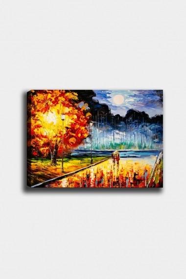 Tablou decorativ din panza Bract 529TCR2123 multicolor