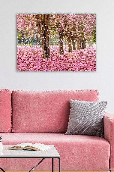 Tablou decorativ din panza Bract 529TCR2128 multicolor