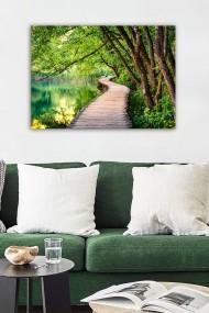 Tablou decorativ din panza Bract 529TCR2142 multicolor