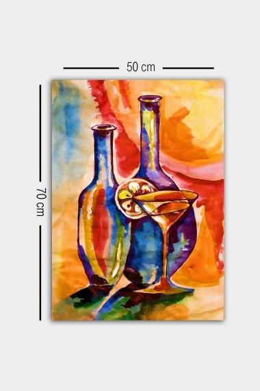Tablou decorativ din panza Bract 529TCR2146 multicolor