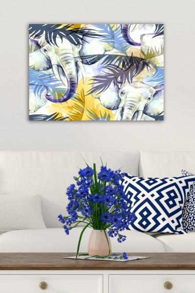Tablou decorativ din panza Bract 529TCR2164 multicolor