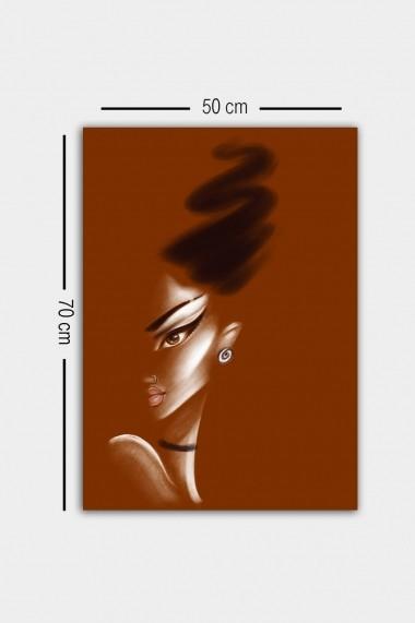 Tablou decorativ din panza Bract 529TCR2174 multicolor
