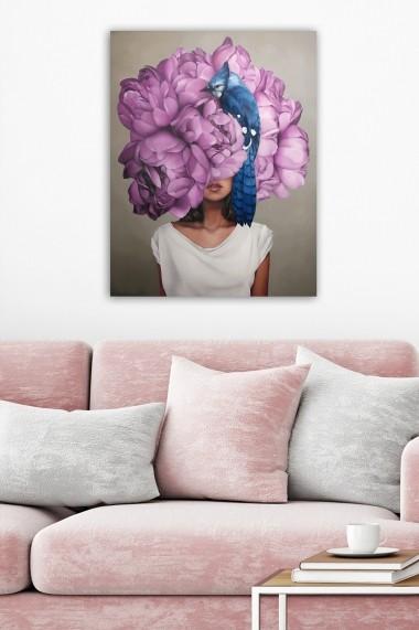 Tablou decorativ din panza Bract 529TCR2177 multicolor