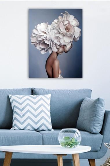 Tablou decorativ din panza Bract 529TCR2181 multicolor