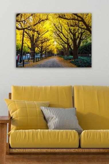 Tablou decorativ din panza Bract 529TCR2190 multicolor