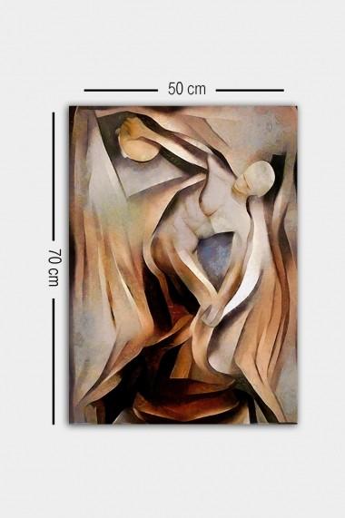 Tablou decorativ din panza Bract 529TCR2195 multicolor