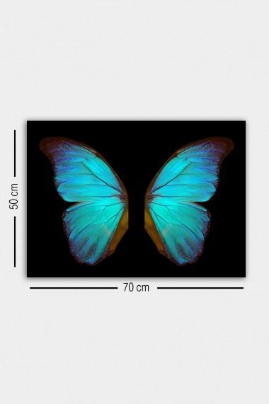 Tablou decorativ din panza Bract 529TCR2196 multicolor