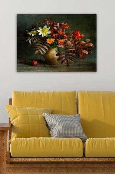 Tablou decorativ din panza Bract 529TCR2204 multicolor