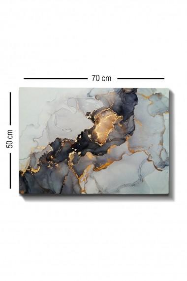 Tablou decorativ din panza Bract 529TCR1201 multicolor