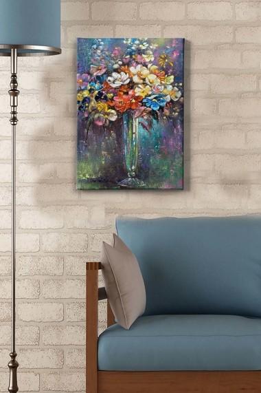 Tablou decorativ din panza Bract 529TCR1218 multicolor